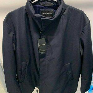 Emporio Armani Water Repellent Men's Jacket XL